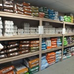 We stock a large variety of food to meet all your pet's nutritional needs.